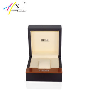 Fashion Wooden Watch Box with Matt Varnish pictures & photos