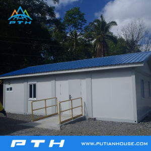 China Prefabricated Luxury High Quality Container House Building Project pictures & photos