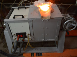 25kg Medium Frequency Melting Furnace (MF-25KG) pictures & photos