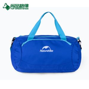 Customized Travelling Bag Duffel Sports Bag with Shoes Compartment pictures & photos