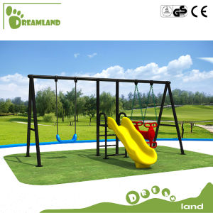 Manufacturer Reasonable Price with Superior Quality Kids Outdoor Swing Sets for Sale pictures & photos