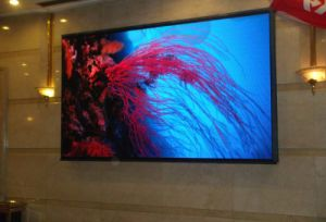 Indoor HD P5 Full Color LED Advertising Board pictures & photos