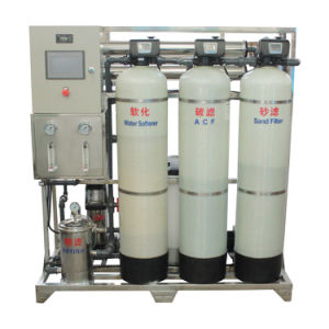 Salt Water RO Water Filter System in Bottle Drinking Water pictures & photos