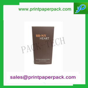 Custom Printed Bbny Perfume Cosmetic Paper Packing Box with Cardboard Insert pictures & photos