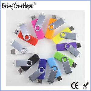 Orange Color OTG USB Flash Drive (XH-USB-001OTG) pictures & photos