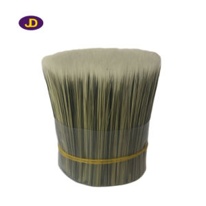 High Quality Pet Hollow Tapered Paint Brush Filament pictures & photos
