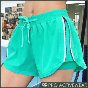 Hot Selling Plain Color Yoga Short pictures & photos