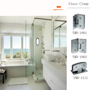 High-End Design Frameless Shower Room Accessories Stainless Steel Glass Door Glass Clamp pictures & photos