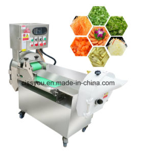 China Multi Vegetable Fruit Cutter Chopper Shredder Cutting Slicing Machine pictures & photos