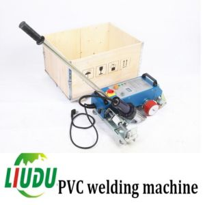Hot Air Seaming Machine PVC Banner Jointing Welding Machine for Large Format Printer Welding Machine