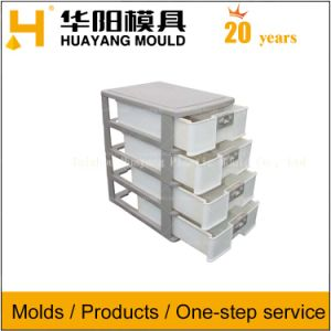 Plastic Mutilayer Store Drawer Mould pictures & photos