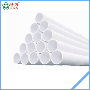 Water Supply Electricity PVC Pipe pictures & photos