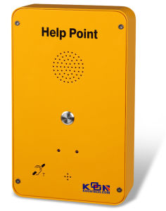 Hearing-Aid Telephone Sos Help Phone Knzd-39 Phone IP65 pictures & photos