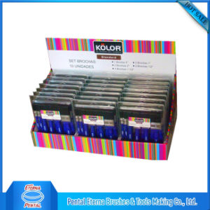 Distinctive Blue 10 PCS Brush Set pictures & photos