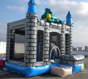 Dinosaur Theme Inflatable Castle (B3055) pictures & photos