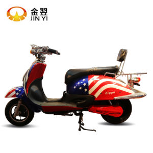 1000W Pink Electric Escooter with Front and Rear Disc Brake pictures & photos