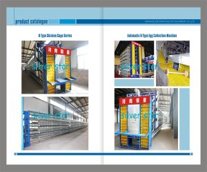 Poultry Equipment Farms Machinery Galvanized Layer Breeding Cages pictures & photos