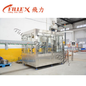Mineral Water Beverage Filling and Packing Production Machine by Zhangjiagang Supplier pictures & photos