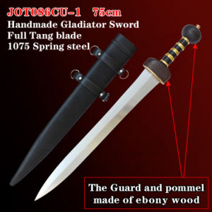 Handmade Ancient Roman Medieval Swords 75cm Jot086cu-1 pictures & photos