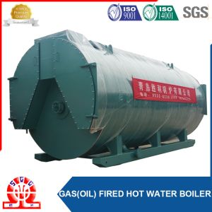 ASME, GB, SGS, Ce Standard Gas Fired Hot Water Boiler pictures & photos