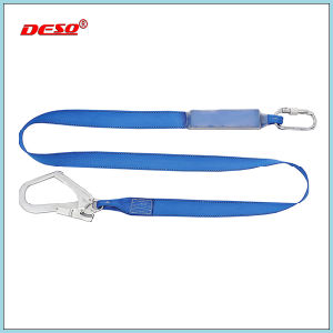 Safety Lanyard with Double Stamped Hook pictures & photos