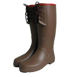 Four-Eyelet Wellington Boots