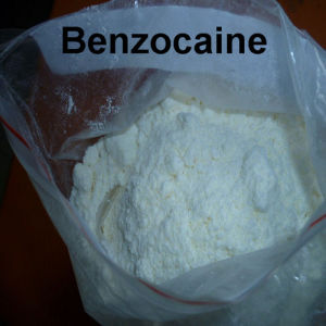 99% USP Benzocaine Raw Powder Pain Killer Numbing Medication pictures & photos