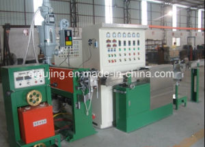 Cable Jacket Sheath Extrusion Line Cable Making Machine for BV Cable pictures & photos