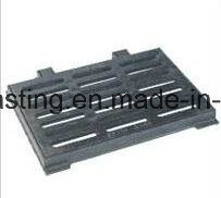 OEM Sand Casting Iron Manhole Parts with Painting pictures & photos