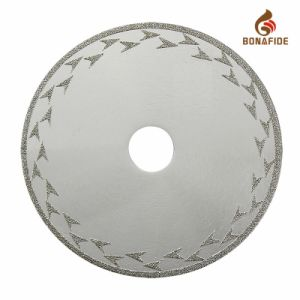 Electroplated Diamond Blade Cutting Blade Arrow pictures & photos