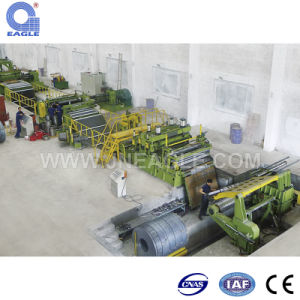 Automatic Steel Coil Slitting Line Machine for Large Gauge pictures & photos
