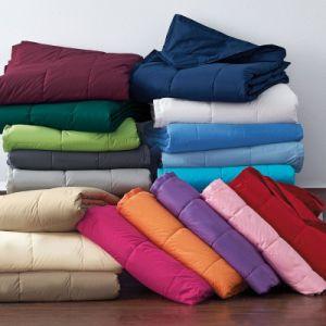 Multi-Color Choosable Down Blanket pictures & photos
