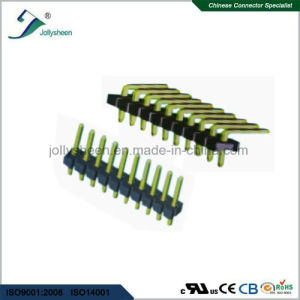 Pin Header Pitch 5.08mm Single Row Right Angle Type H2.54mm pictures & photos