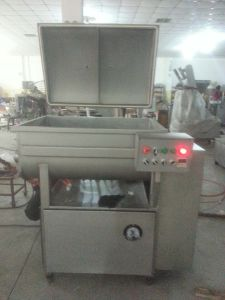 Good Price Electric Industrial Vacuum Meat Mixer Machine for Sale pictures & photos