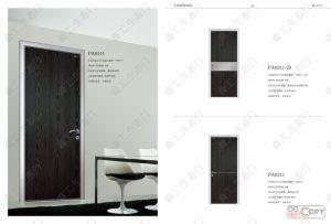 Black Color Door, Cardboard Door pictures & photos