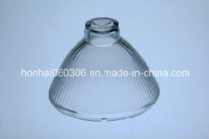 Sandblasted Pressed Borosilicate Glass PAR Light Cover pictures & photos