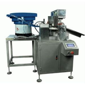 Automatic Single Color Bottle Cap Pad Printing Machine