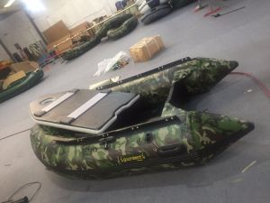 7.5FT 2.3m PVC or Hypalon Material Inflatable Rubber Sport Boat and Rescue Boat Hy-E/S230 with Ce Cert. for Sale pictures & photos
