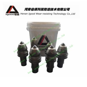 Foundation Drilling Round Shank Auger Cutter Rotary Shank Pick pictures & photos