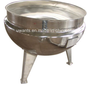 Professional Manufacture Cheese Cooking Kettle pictures & photos