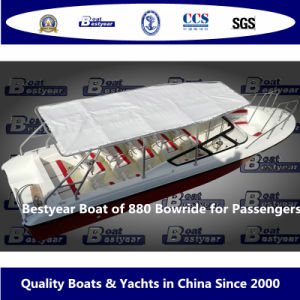 Bestyear Boat of 880 Bowride for Passengers pictures & photos