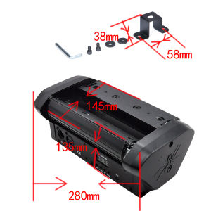 800MW Red 8lens Small-Beam Moving-Head Minispiderlaser Light pictures & photos
