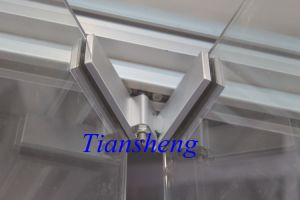 6mm 8mm 10mm 12mm Frameless Folding Glass Doors for Office pictures & photos
