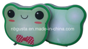 Pencil Case with Stationery Filling-2 Zippers (PZP02011)