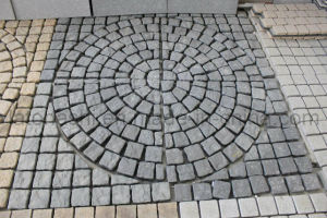Granite Paver for Garden and Driveway pictures & photos