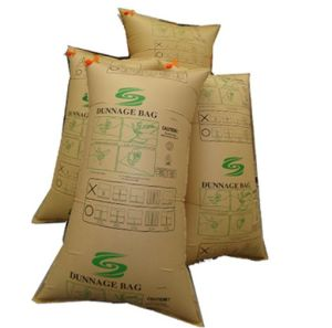 No Crush Damage Who Use High Durable Container Cushion Air Dunnage Bag pictures & photos