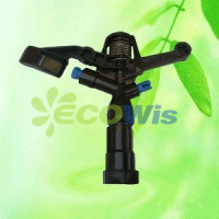 "3/4"" Female Agricultural Irrigation Impulse Sprinkler pictures & photos"
