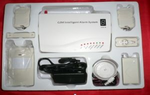 GSM-V35: 10 Zone GSM Host Home Security Equipment pictures & photos