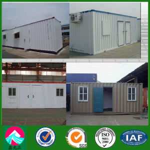 20ft, 40ft Sdandard Shipping Modified Container Living House (XGZ-CH021) pictures & photos