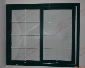 Cost-Effcient PVC Sliding Window (BHP-SW03) pictures & photos